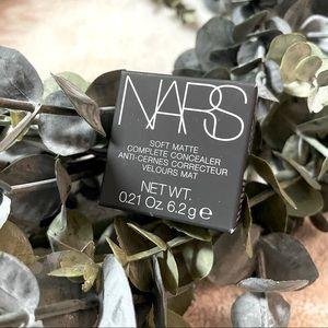 NARS Soft Matte Complete Concealer in Custard